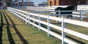 slat fence installation